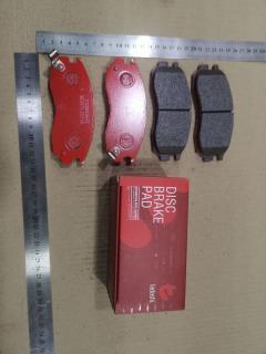 Тормозные колодки на Mitsubishi Aspire E52A TADASHI TD-086-3271, Переднее расположение