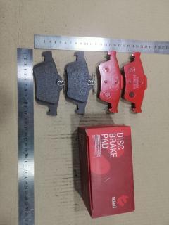 Тормозные колодки на Mazda Axela BK3P TADASHI TD-086-1581, Заднее расположение
