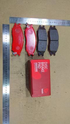 Тормозные колодки TADASHI TD-086-2435