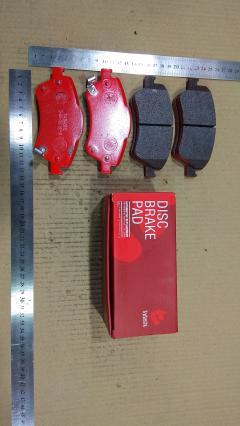 Тормозные колодки на Toyota Auris ADE157 1NR-FE TADASHI TD-086-7020, Переднее расположение