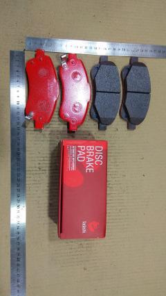 Тормозные колодки на Toyota Avensis ZZT250 3ZZ-FE TADASHI TD-086-7022, Переднее расположение