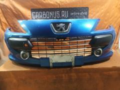 Бампер на Peugeot 307 VF33 021714, Переднее расположение