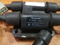 Катушка зажигания 7160931 на Subaru Forester SG5 EJ206 Фото 2
