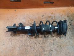 Стойка амортизатора на Nissan Note E11 HR15DE, Переднее Левое расположение