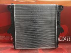 Радиатор ДВС на Dodge Ram EZM TADASHI TD-036-7057
