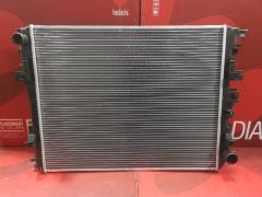 Радиатор ДВС на Dodge 1500 DS/DJ 3.0L DIESEL TADASHI TD-036-7115