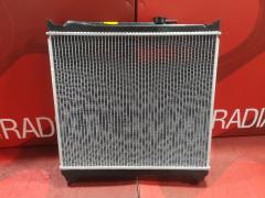 Радиатор ДВС на Suzuki Escudo TD01W G16A TADASHI TD-036-1708
