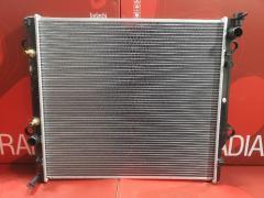 Радиатор ДВС на Toyota Highlander XU50 2GRFE TADASHI TD-036-13449-16