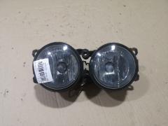 Туманка бамперная на Nissan Elgrand E51 021714