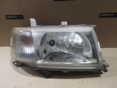 Фара на Toyota Probox NCP50V 52-075, Правое расположение