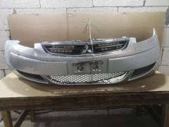 Бампер на Mitsubishi Colt Z21A, Переднее расположение