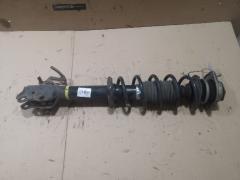 Стойка амортизатора на Toyota Passo KGC10 1KR-FE, Переднее расположение