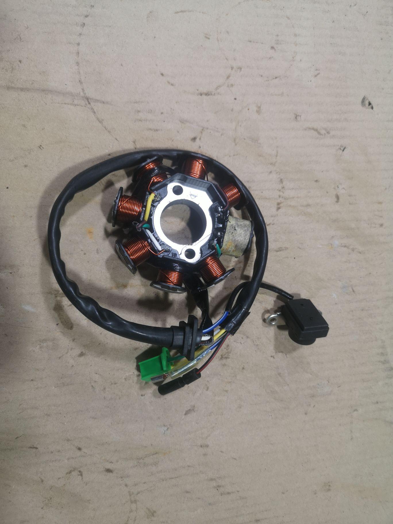 Статор генератора JWBP 00141540 Фото 1