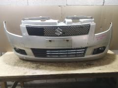 Бампер на Suzuki Swift ZD21S 021714 71711-63J00-799  35500-63J01  71721-63J00-5PK  71741-63J00-5PK, Переднее расположение