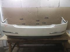 Бампер на Nissan Teana J31, Заднее расположение