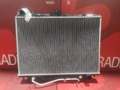 Радиатор ДВС на Honda Passport 6VD1 TADASHI TD-036-9524