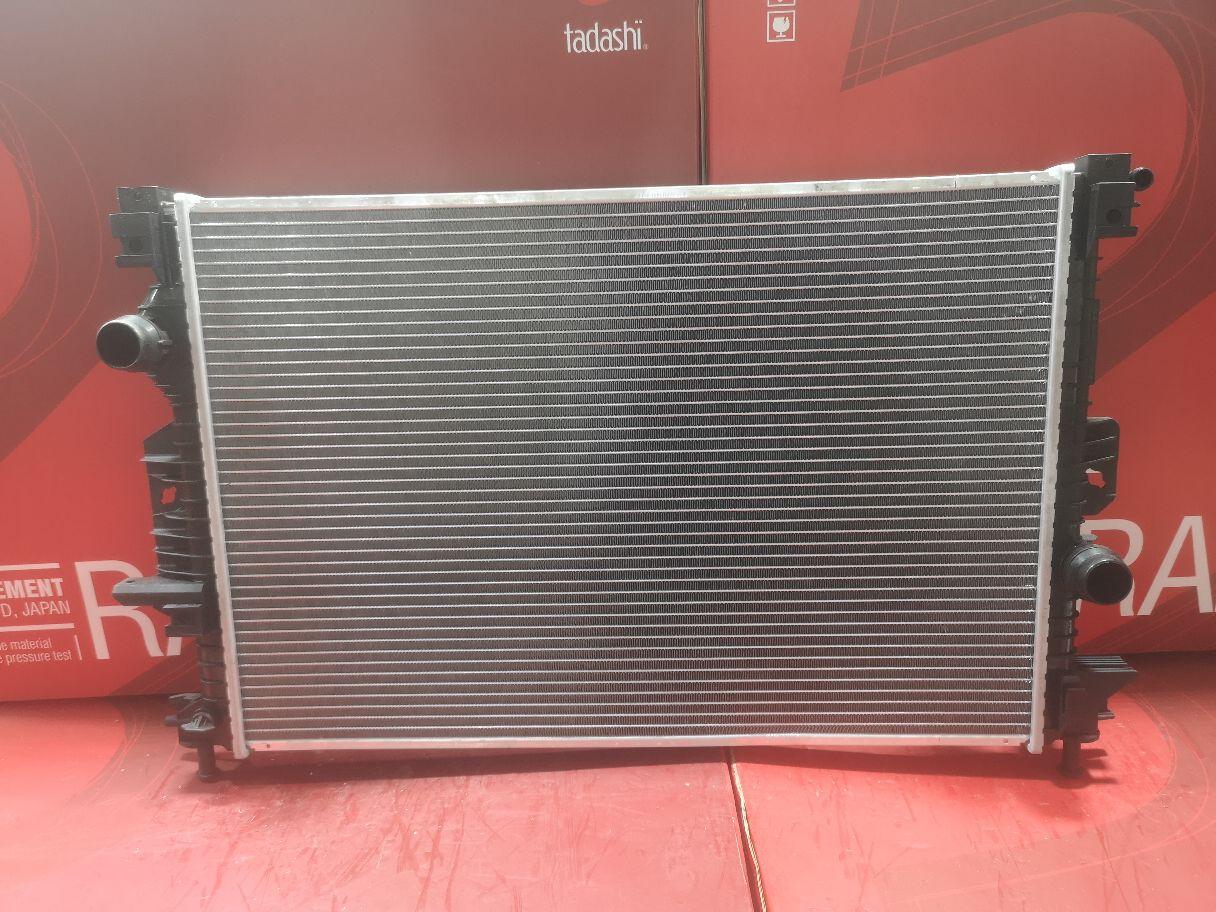 Радиатор ДВС TADASHI TD-036-7295 на Ford C-Max 2.0 Фото 1
