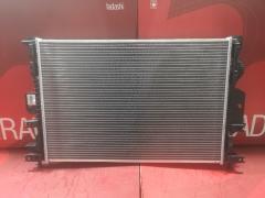 Радиатор ДВС TADASHI TD-036-7295 на Ford C-Max 2.0 Фото 2