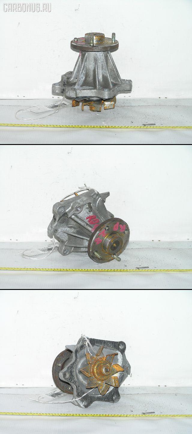 Помпа NISSAN LAUREL SC33 RD28. Фото 1
