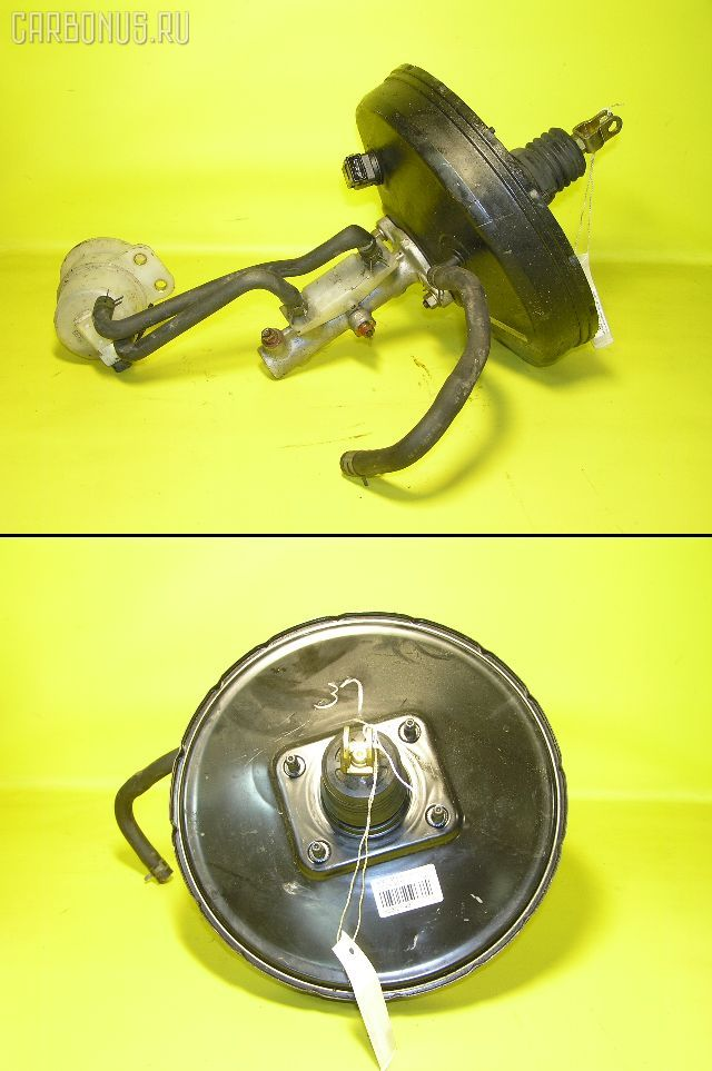Главный тормозной цилиндр MITSUBISHI DINGO CQ2A 4G15. Фото 7