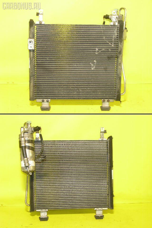 Радиатор кондиционера на Suzuki Wagon R Wide MB61S K10A Фото 1