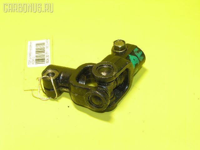 Рулевой карданчик TOYOTA AE95. Фото 2