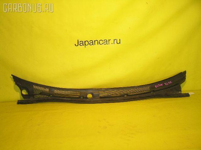 Решетка под лобовое стекло MITSUBISHI LEGNUM EC5W. Фото 2