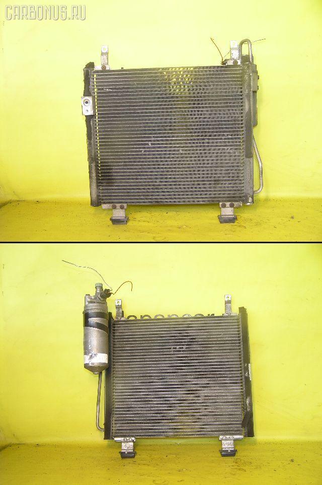 Радиатор кондиционера SUZUKI WAGON R WIDE MA61S K10A. Фото 2