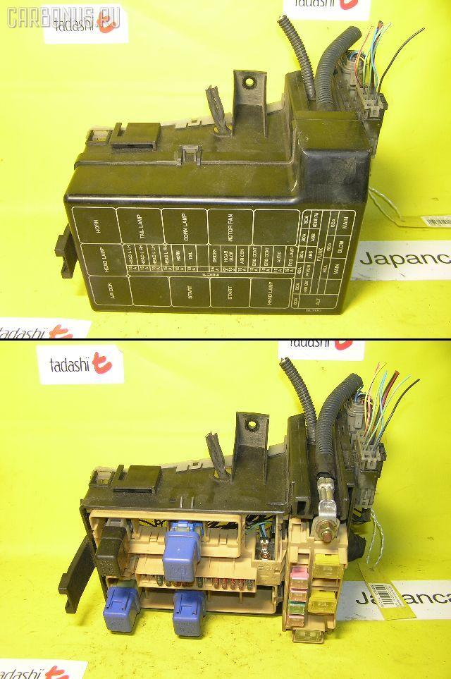 Блок предохранителей NISSAN LAUREL HC35 RB20DE. Фото 3