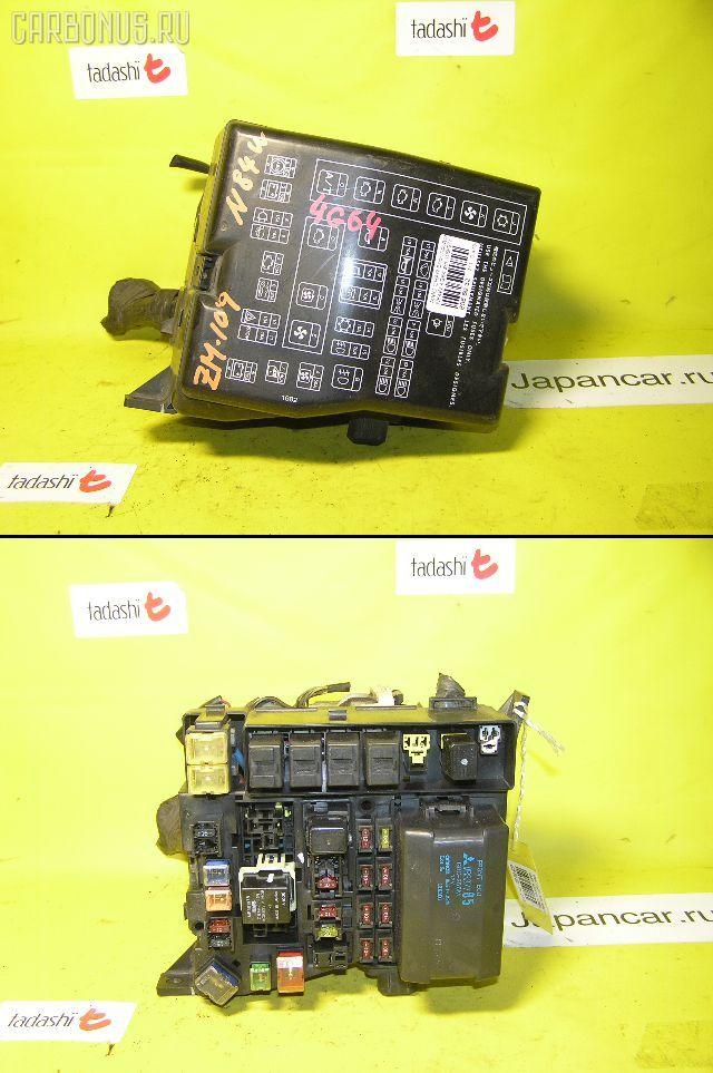 Блок предохранителей MITSUBISHI CHARIOT GRANDIS N84W 4G64. Фото 1