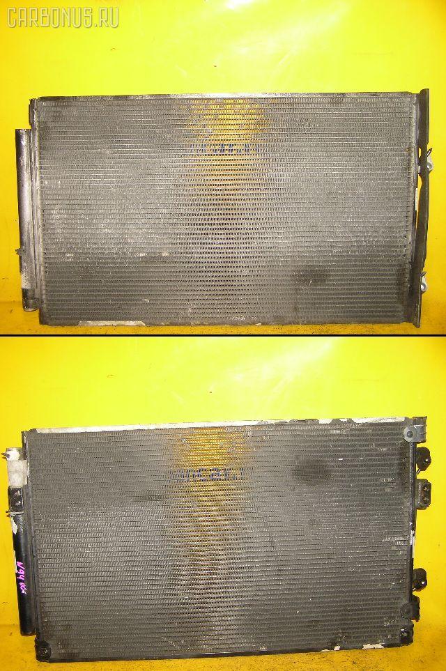 Радиатор кондиционера MITSUBISHI CHARIOT GRANDIS N94W 4G64. Фото 2