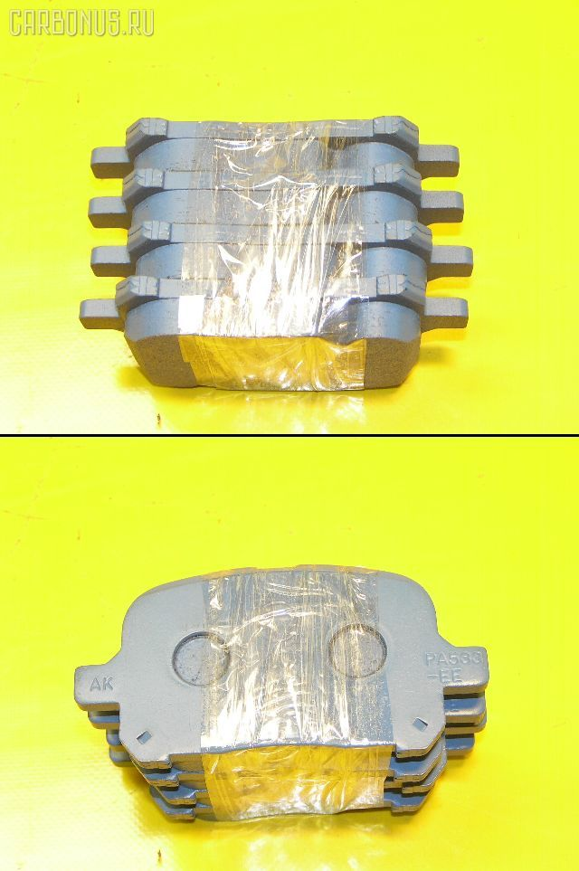 Тормозные колодки TOYOTA HARRIER ACU15W 2AZ-FE. Фото 7