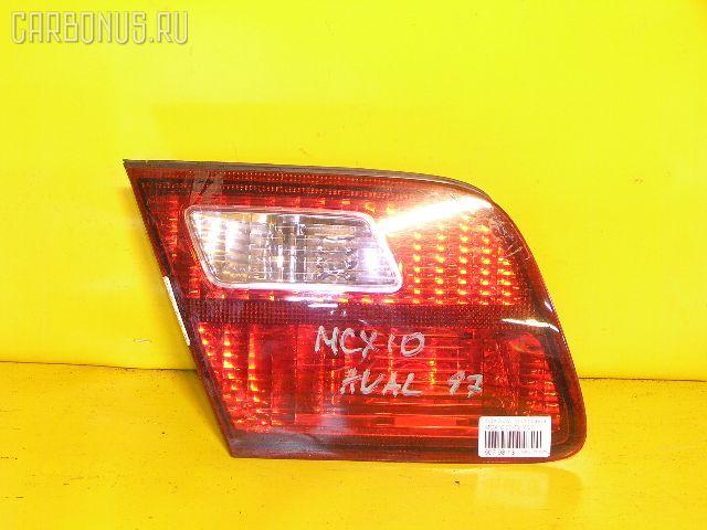 Стоп-планка 07-19 на Toyota Avalon MCX10 Фото 1