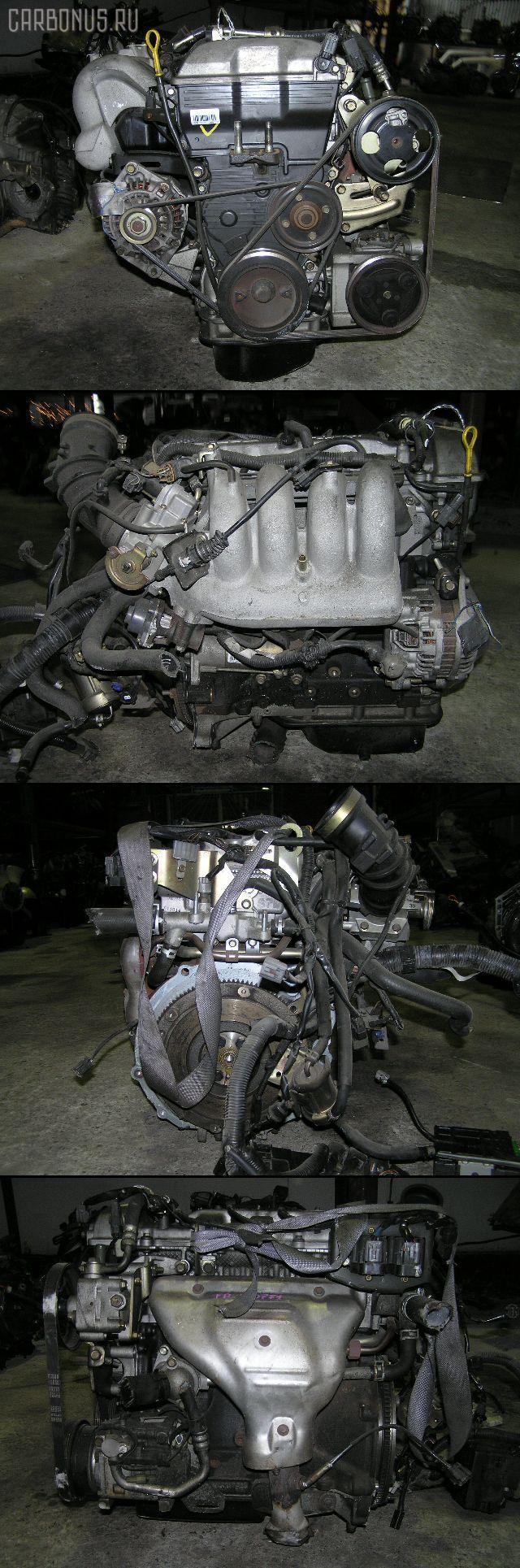 Двигатель MAZDA CAPELLA WAGON GW8W FP-DE. Фото 1