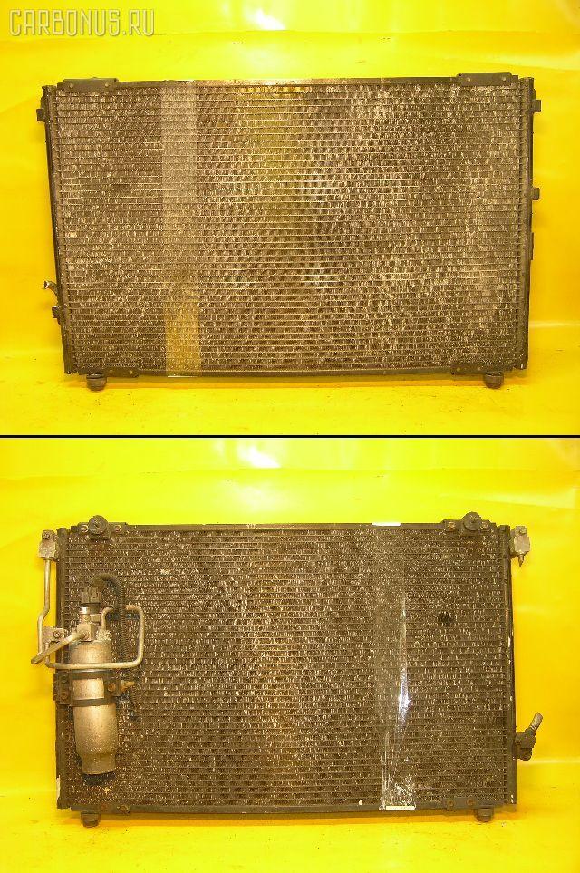 Радиатор кондиционера HONDA LEGEND KA9 C35A. Фото 3