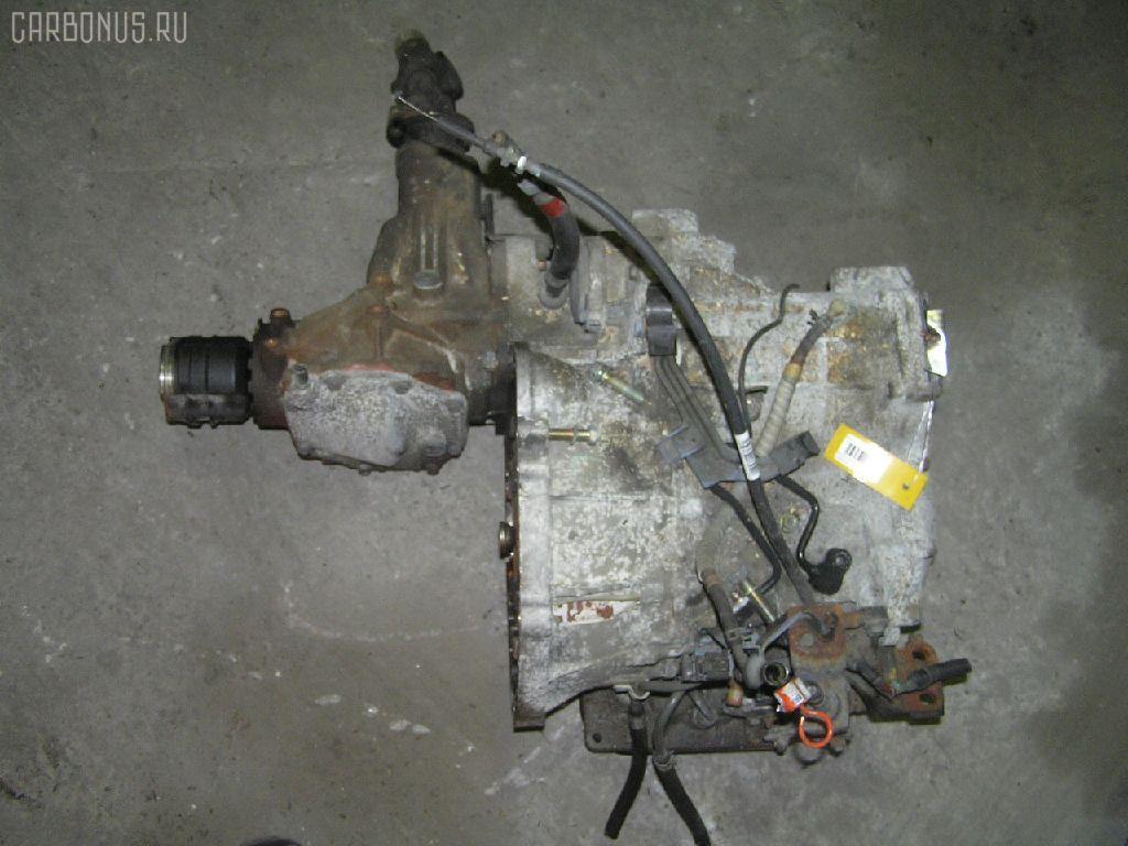 КПП автоматическая TOYOTA TERCEL EL45 5E-FE. Фото 1