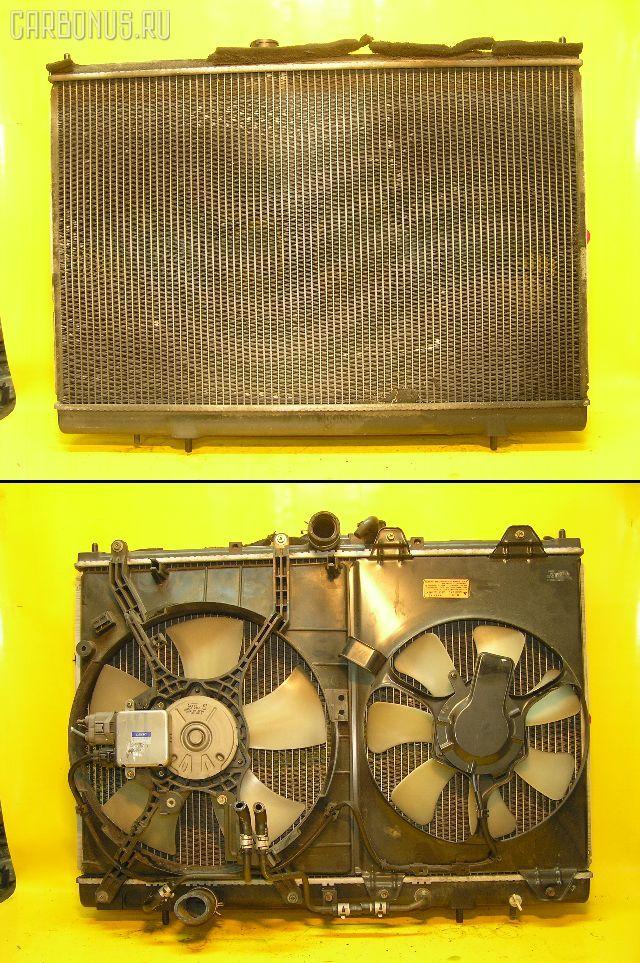 Радиатор ДВС MITSUBISHI CHARIOT GRANDIS N84W 4G64. Фото 9