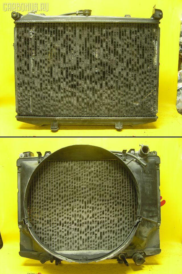 Радиатор ДВС NISSAN TERRANO WHYD21 VG30E. Фото 2