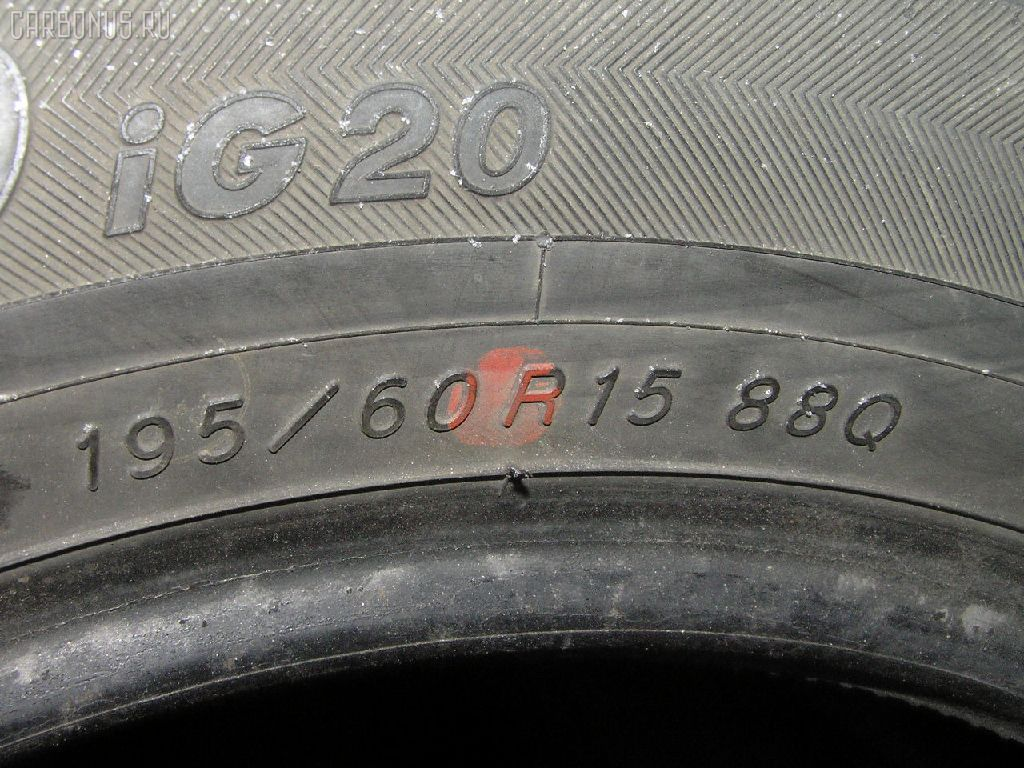 Автошина легковая зимняя ICE GUARD IG20 195/60R15. Фото 4