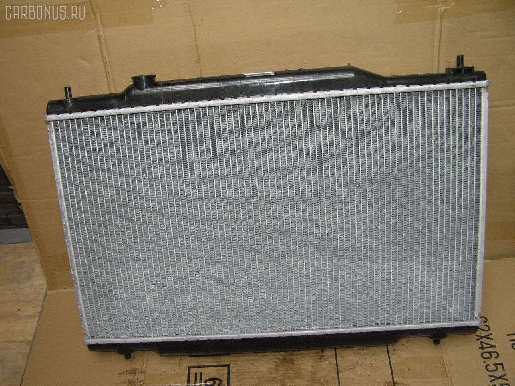 Радиатор ДВС HONDA STREAM RN3 K20A. Фото 2