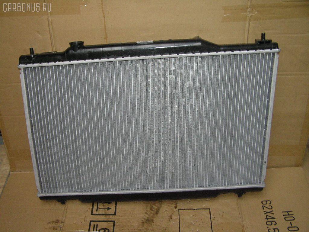 Радиатор ДВС HONDA STREAM RN3 K20A. Фото 4