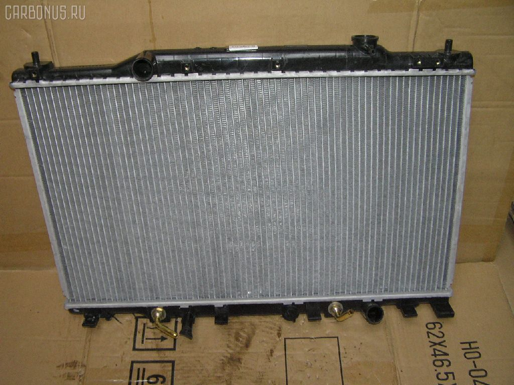 Радиатор ДВС HONDA STREAM RN3 K20A. Фото 5