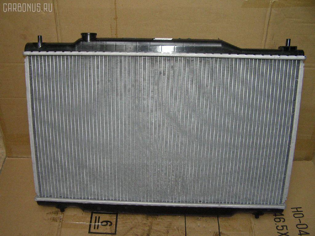Радиатор ДВС HONDA STREAM RN3 K20A. Фото 6