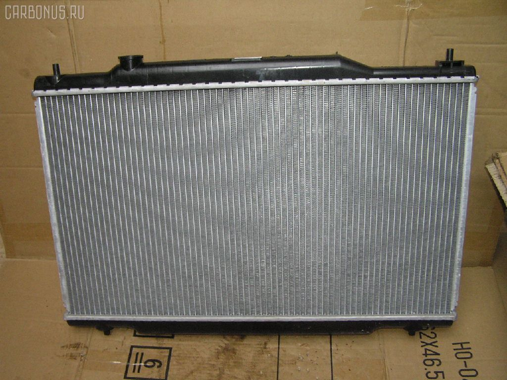 Радиатор ДВС HONDA STREAM RN3 K20A. Фото 8