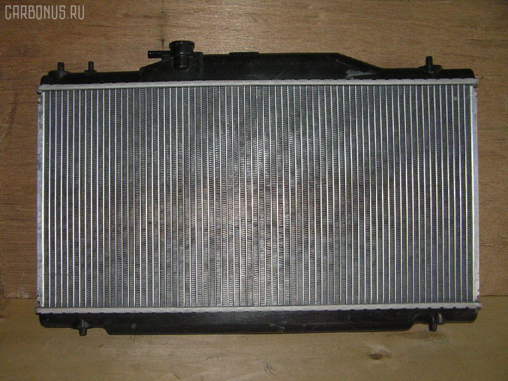 Радиатор ДВС HONDA INTEGRA DC5 K20A. Фото 1