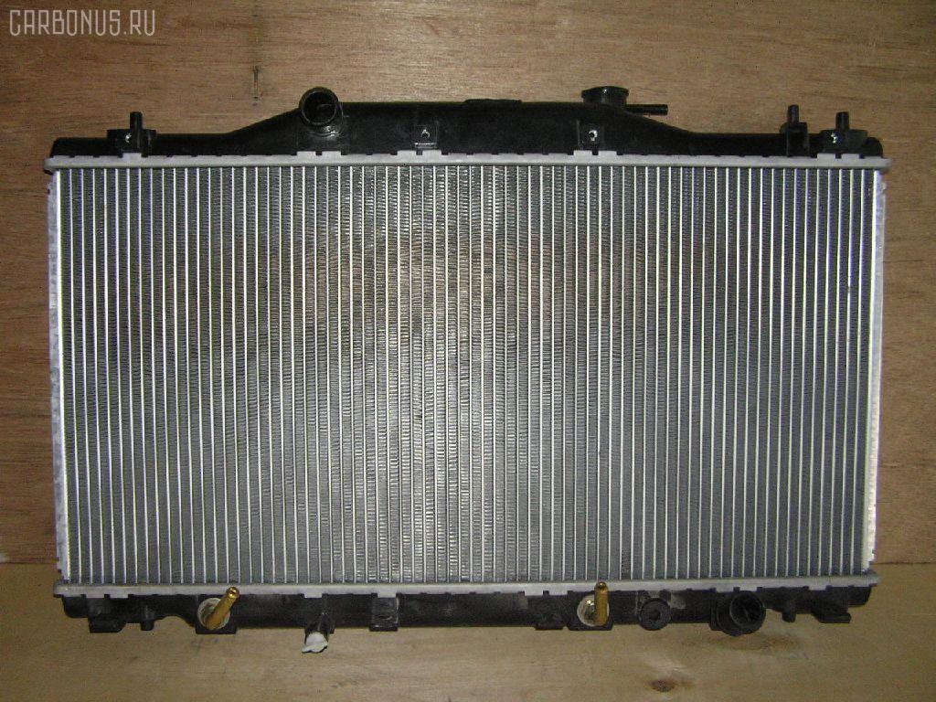 Радиатор ДВС HONDA INTEGRA DC5 K20A. Фото 2