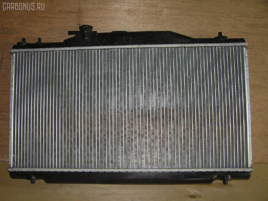 Радиатор ДВС HONDA INTEGRA DC5 K20A. Фото 3
