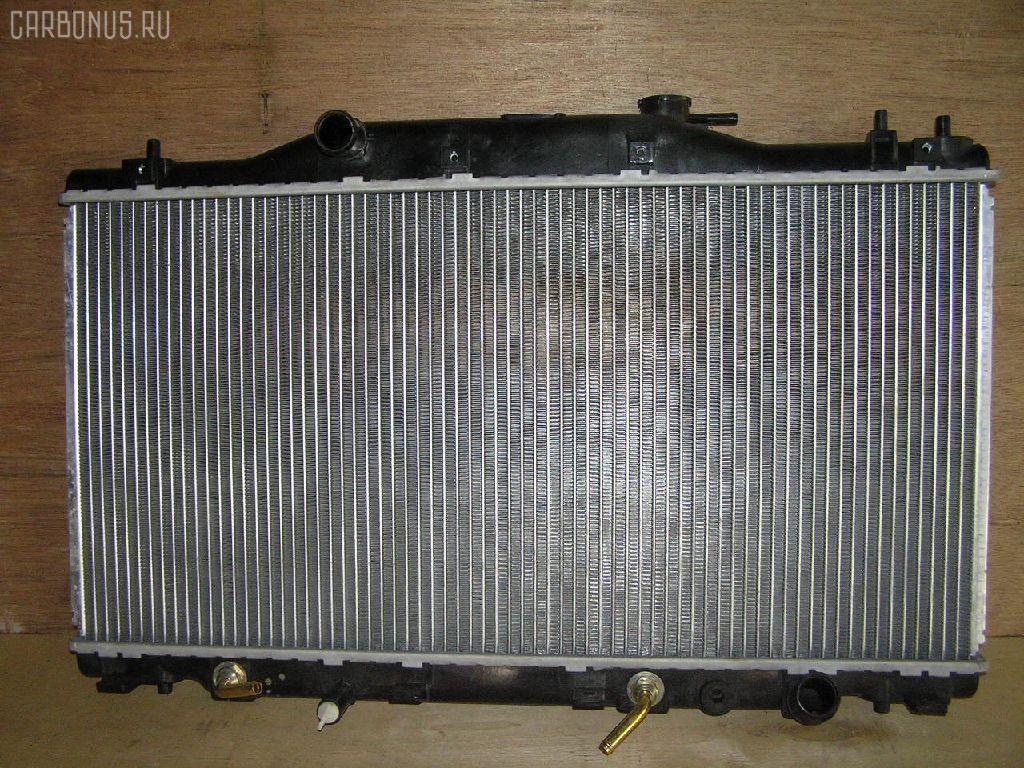 Радиатор ДВС HONDA INTEGRA DC5 K20A. Фото 4