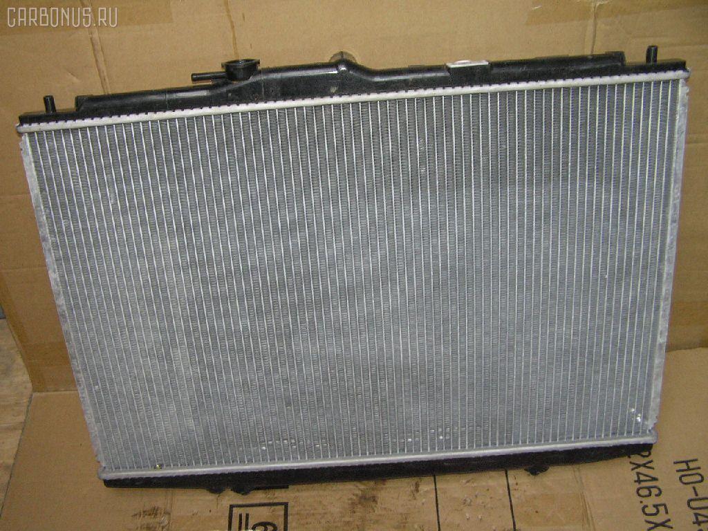 Радиатор ДВС HONDA ODYSSEY RA7 F23A. Фото 4