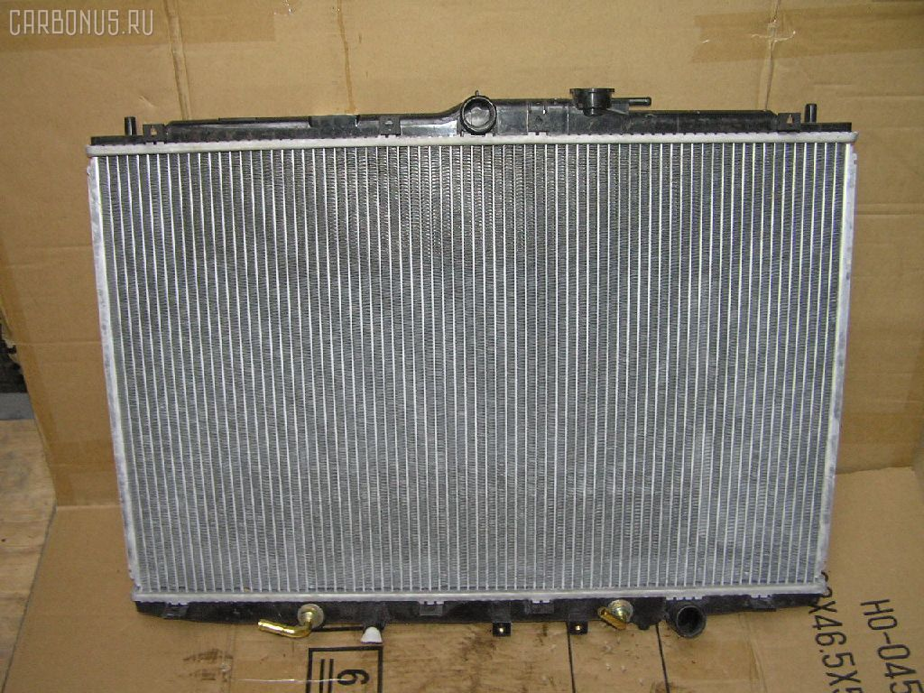 Радиатор ДВС HONDA ODYSSEY RA7 F23A. Фото 5